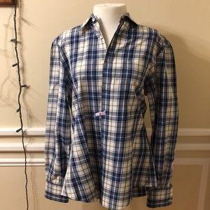 Brunello Cucinelli Men's Plaid Button Down Shirt